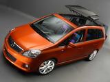 Photos of Opel Zafira Libertin Concept by CTS (B) 2006