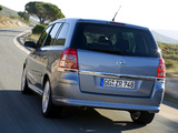 Photos of Opel Zafira (B) 2008