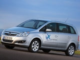 Photos of Opel Zafira TNG (B) 2009