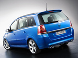 Pictures of Opel Zafira OPC (B) 2005–10