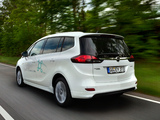 Pictures of Opel Zafira Tourer ecoFLEX (C) 2011