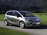 Pictures of Opel Zafira Tourer Turbo (C) 2011