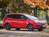 Pictures of Opel Zafira Tourer BiTurbo (C) 2012