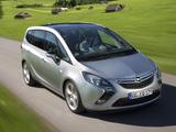 Opel Zafira Tourer Turbo (C) 2011 wallpapers