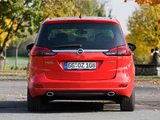 Opel Zafira Tourer BiTurbo (C) 2012 wallpapers
