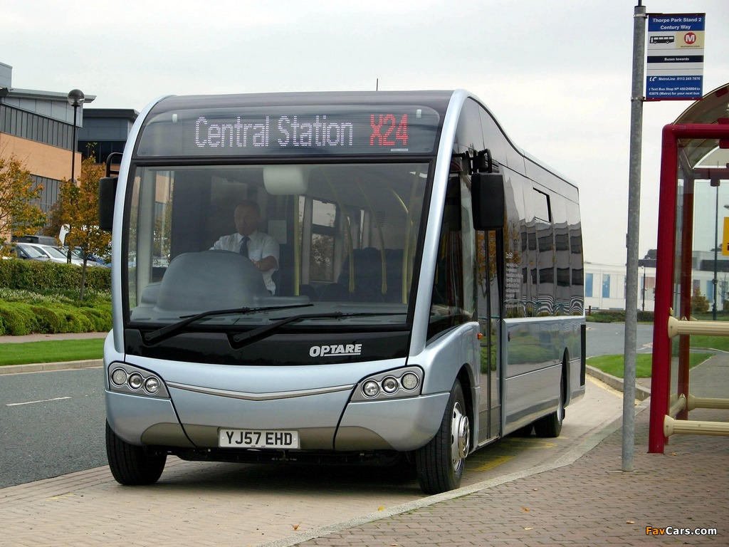 Pictures of Optare Solo SR 2008 (1024 x 768)