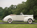 Images of Packard 110 Special Convertible (1900-1489DE) 1941
