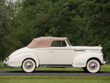 Images of Packard 110 Special Convertible (1900-1489DE) 1941