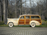Packard 110 Station Wagon (1900-1483) 1941 images