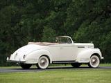 Packard 110 Special Convertible (1900-1489DE) 1941 images