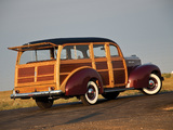 Packard 110 Station Wagon (1900-1483) 1941 photos