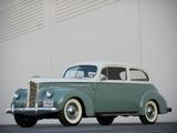 Packard 110 2-door Touring Sedan 1941 pictures