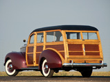 Packard 110 Station Wagon (1900-1483) 1941 pictures