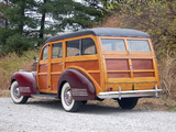 Photos of Packard 110 Station Wagon 1941