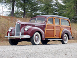 Photos of Packard 110 DeLuxe Station Wagon (1900-1483DE) 1941