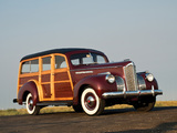 Photos of Packard 110 Station Wagon (1900-1483) 1941