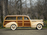 Packard 110 Station Wagon (1900-1483) 1941 wallpapers