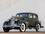 Images of Packard 120 Sedan 1936