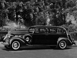 Images of Packard 120 Touring Limousine (138-CD 1090CD) 1937