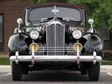 Images of Packard 120 Convertible Sedan (1801-1397) 1940