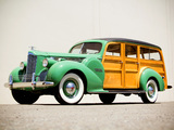 Images of Packard 120 Station Wagon by Hercules 1940