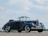Images of Packard 120 Convertible Coupe 1941