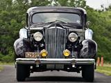 Packard 120 Sedan 1936 images