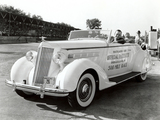 Packard 120 Convertible Coupe Indy 500 Pace Car 1936 photos