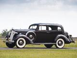 Packard 120 Sedan 1936 pictures