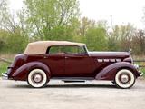 Packard 120 Convertible Sedan (120-C 1097) 1937 photos