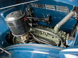 Packard 120 Deluxe Touring Sedan (120-CD 1092CD) 1937 photos