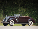 Packard 120 Convertible Coupe (120-C 1099) 1937 pictures