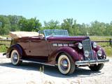 Packard 120 Convertible Sedan (120-C 1097) 1937 pictures