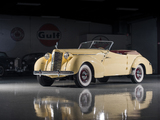 Packard 120 Convertible Victoria by Darrin (1701) 1939 images