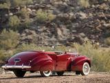 Packard 120 Convertible Victoria by Darrin (1801-2022) 1939–40 photos