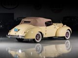 Packard 120 Convertible Victoria by Darrin (1701) 1939 photos