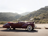 Packard 120 Convertible Victoria by Darrin (1801-2022) 1939–40 pictures