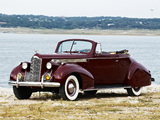 Packard 120 Convertible Coupe 1940 photos