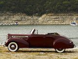 Packard 120 Convertible Coupe 1940 wallpapers
