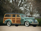 Packard 120 Deluxe Station Wagon 1941 pictures