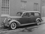 1937 Packard 120 Ambulance by A.J. Miller (158-CA) photos