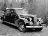 Photos of Packard 120 Touring Sedan (1801-1392) 1940