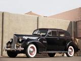 Photos of Packard 120 Convertible Sedan (1801-1397) 1940