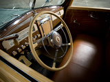 Photos of Packard 120 Deluxe Woodie Station Wagon by Hercules (1901) 1941