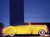 Photos of Packard 120 Convertible Coupe (2021-1599) 1942