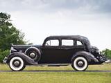 Pictures of Packard 120 Sedan 1936