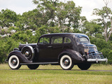 Pictures of Packard 120 Sedan 1936