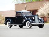 Packard 120 Pickup (138-CD) 1937 wallpapers