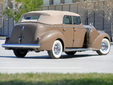 Packard 160 Super Eight Convertible Sedan (1803-1377) 1940 pictures