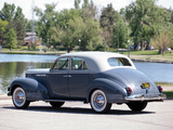 Images of 1941 Packard 180 Custom Super Eight Sport Brougham by LeBaron (1907-1452) 1940–41